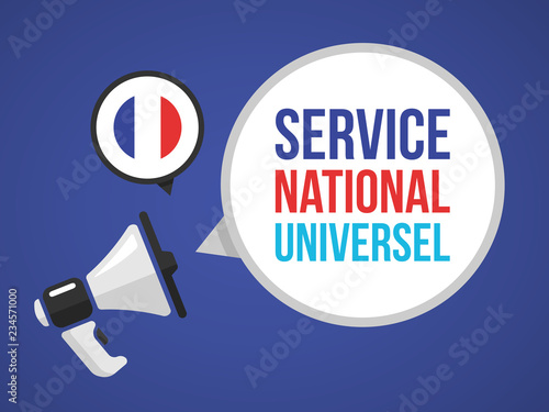 Photo Service National Universel