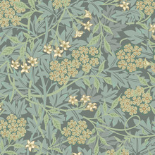Jasmine By William Morris (1834-1896). Original From The MET Museum. Digitally Enhanced By Rawpixel.