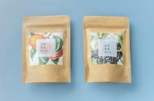 Organic Tea Branding And Packa...