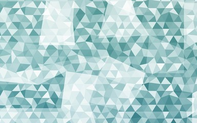 Color Geometric Low Poly Vector Illustration. For Business Design Templates, Wallpaper, holiday invitation.