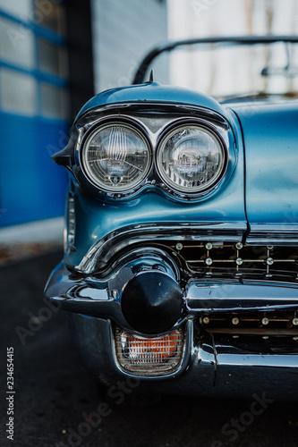 Cadillac Oldtimer Fototapet