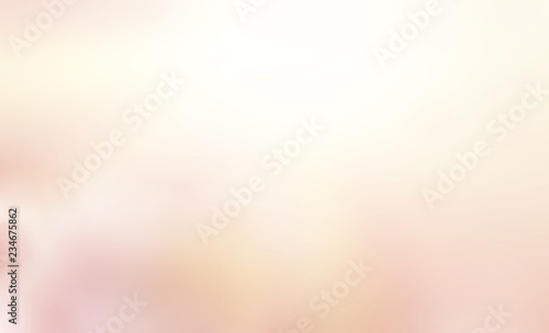Color abstract blurred background Wallpaper Mural