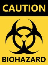 Biohazard Symbol Sign Of Biolo...