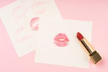 Kiss On Card
