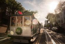 Street Of San Francisco