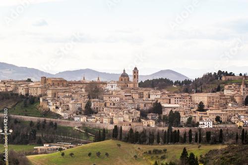 Poster Maroc Urbino Marche Italy