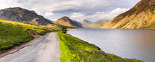 Wastwater (Wast Water), A Lake In The Wasdale Valley, Lake District National Park, Cumbria