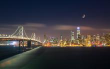 View Of San Francisco Skyline ...
