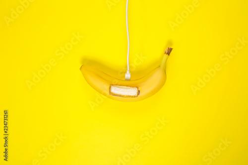 Energy banana concept - 234731261