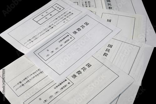 Fényképezés  国民投票
