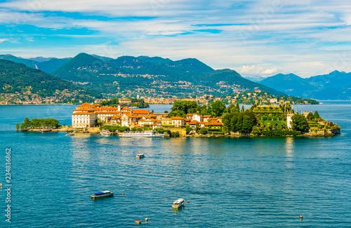 Fotografie, Obraz  Isola Bella at Lago Maggiore, Italy