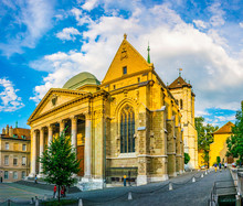 Saint Pierre Cathedral In Gene...
