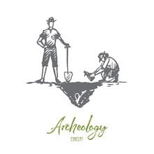 Archeology, Ancient, Luck, Art...