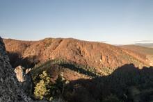 Autumn Sulovske Vrchy Mountain...