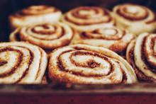 Traditional Cinnamon Rolls Dough