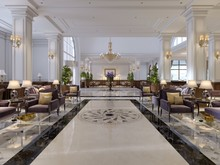 Luxury Hallway Reception In Cl...