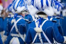 Rosenmontagszug , Garde,Karnevalsgarde