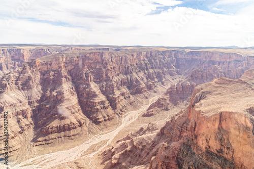 Foto op Aluminium Verenigde Staten West rim of Grand Canyon