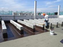 Waterproofing Membrane Applied...