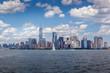 Manhattan skyline by day