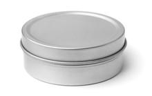 Tin Round Box
