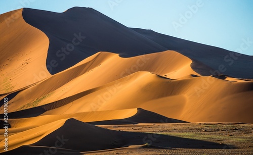 Photo Dunes of the Sossusvlei