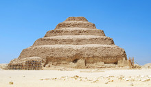 Sakkara Pyramid In Cairo