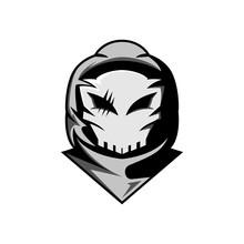 Reaper Skull Gaming Logo