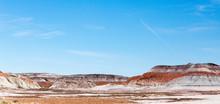 Painted Desert In Arizona USA