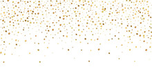 Sparse Gold Confetti Luxury Sp...