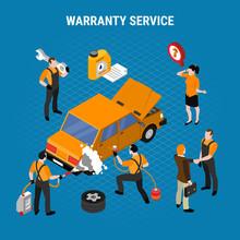 Warranty Service Concept
