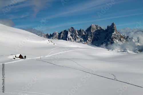 Fotografie, Obraz  Dolomity