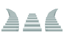 Stairs Vector Design