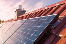 Solar Panesl Or Photovoltaic P...