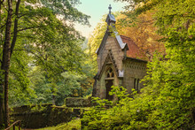 .Chapel At The Forest Old Germ...