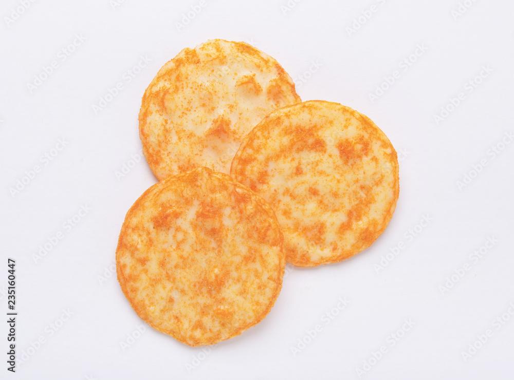 Fototapeta Rice crackers