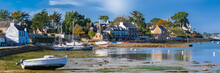 Brittany, Ile Aux Moines Islan...