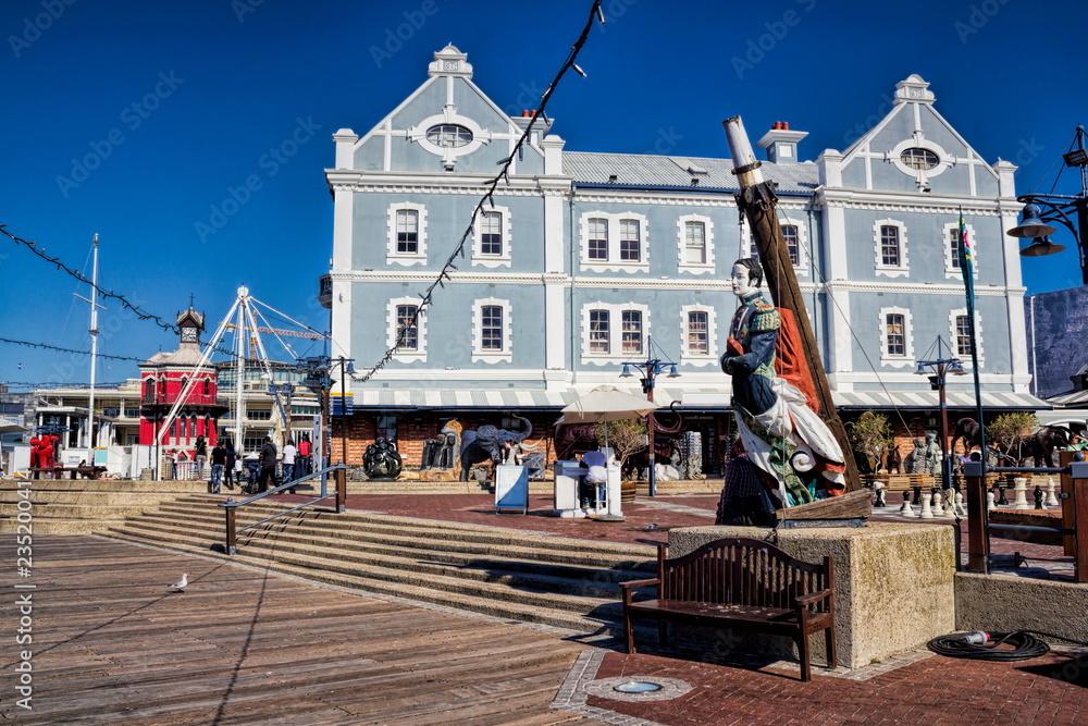 Fototapeta Kapstadt, Waterfront