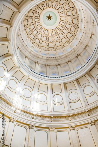Fotografie, Obraz  Austin Texas State Capitol