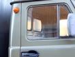 Window and door handle of retro lorry auto UAZ