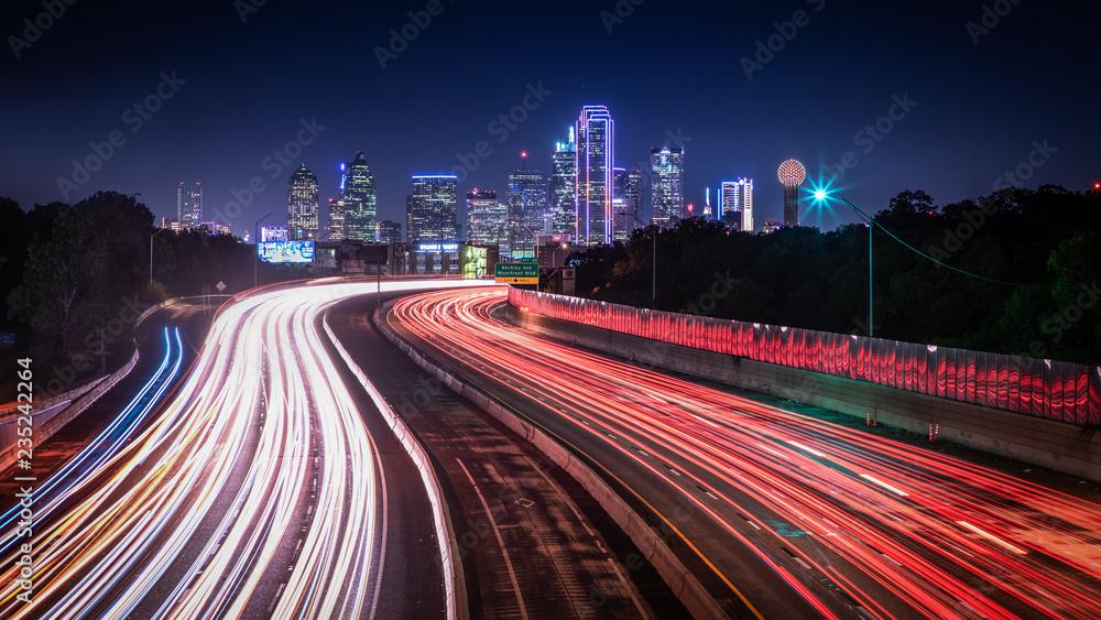 Fototapety, obrazy: Dallas Trails