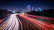 canvas print picture - Dallas Trails