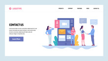 Vector Web Site Gradient Desig...