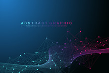 Technology Abstract Background...