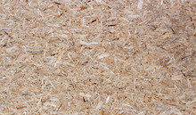 Pressed Wooden Panel Seamless Texture Of Oriented Strand Board - OSB