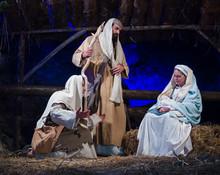 Representation Of The Nativity...