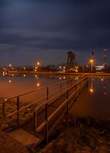 Canal Lock And Aluminium Plant...