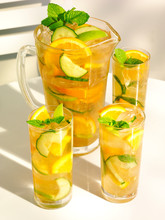 PIMMS SUMMER PUNCH