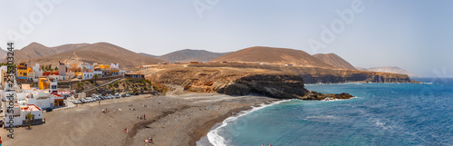In de dag Canarische Eilanden Panoramic View of Ajuy Village in Fuerteventura, Canary Islands