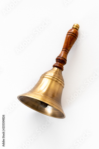 Tablou Canvas typical Santa Claus bell